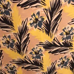 J. Crew Tops - JCrew Silk Camisole - floral print